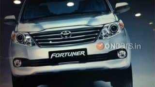 Is this the new 2011 Toyota Fortuner
