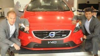Volvo V40 Hatchback launched in India: Get price, features and specifications