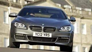 2015 BMW 6 Series Gran Coupe facelift launch date in India is May 29, 2015