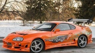 Toyota Supra, Paul Walker's 10 second car from 'The Fast and The Furious' goes up for auction