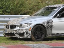 First crash of the upcoming 2014 BMW M3 reported