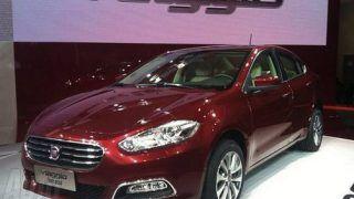2012 Beijing Auto Show - 2013 Fiat Viaggio revealed
