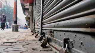Bharat Bandh LIVE News And Updates: Shutdown Gets Mixed Response, Violence Reported in Some States