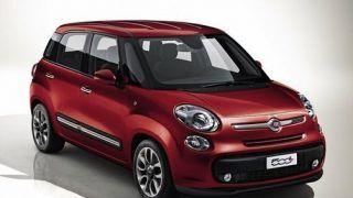 2012 Geneva Motor Show: Fiat 500L unveiled