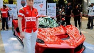 Parx Supercar Rally 2015: Dates for 7th Prax Supercar Rally announced LaFerrari to be showcased in this event