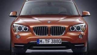 2013 BMW X1 launched in US, may come to India soon