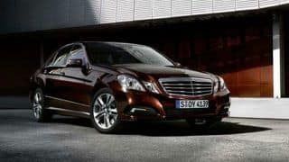Mercedes Benz sells 2009 vehicles in Q1 2013