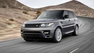 Land Rover India to launch Range Rover Sport in October