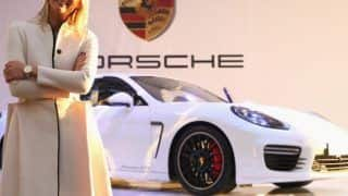 Tennis sensation Maria Sharapova and her passion for Porsches