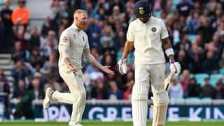 India vs England 5th Test: Indian Top-Order Falters Yet Again To Let England Take Control on Day 2