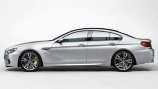 BMW M6 Gran Coupe unveiled, finally! Price and launch details now available.