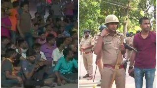 बीएचयू हिंसा: छात्रों के विरोध के बावजूद खाली कराए गए पांच छात्रावास
