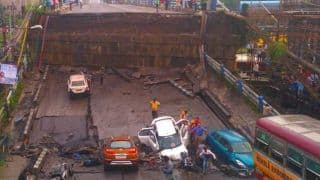 Kolkata Bridge Collapse: One Dead, 19 Injured; Mamata Banerjee Orders Probe, Centre Extends Support