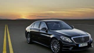 Mercedes Benz India to launch the new S-Class before 2014 Auto Expo