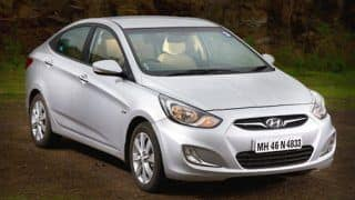 Not a dynamically sorted car but the Verna still turns a few heads wherever it goes