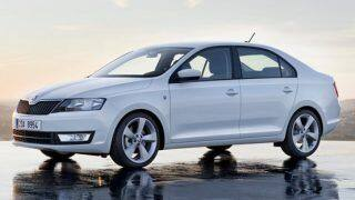 Skoda India could bring the European Rapid to India next year