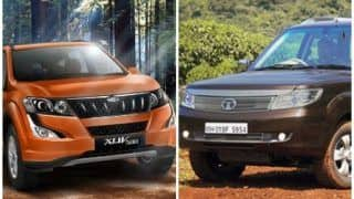 New Mahindra XUV500 Vs Tata Safari Storme: Design, feature and specification comparison