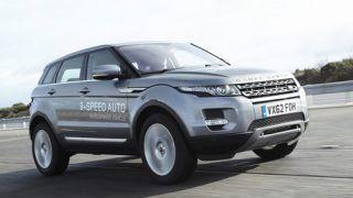 2013 Geneva Motor Show: Land Rover brings world's first 9-speed auto 'box to Geneva