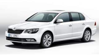 Skoda Superb facelift gets priced in the UK