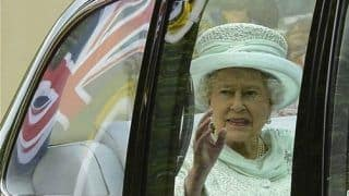 The Queen is looking for a new Chauffeur