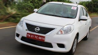 Nissan India to have five new launches in 2013