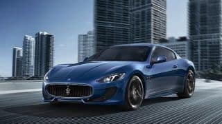 Maserati GranTurismo Sport - first images and details released