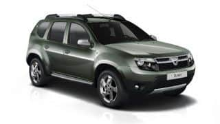 500,000th Duster has rolled out of Dacia's Romanian plant
