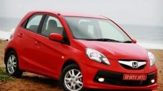 Honda developing new MPV based on Brio hatchback