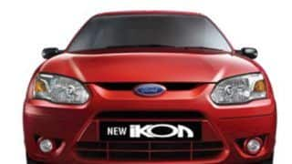 Ford stops sale of the Ikon