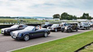 Rolls-Royce celebrates 100 years of the Sprit of Ecstasy
