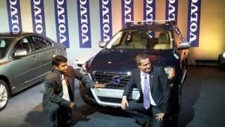 Live Update: Volvo launches new range of S60, S80 and XC60
