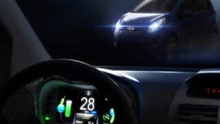 Chevrolet Spark/Beat EV to be unveiled at the 2012 LA Auto Show