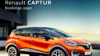 Renault Captur India Launch Delayed to November 2017; Price, Images, Interior & Specs