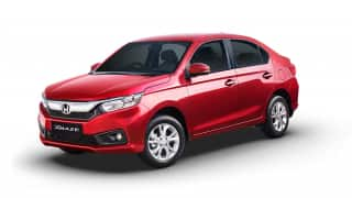 Honda Amaze 2018 listed on official website ahead of India Launch; Price in India likely to start from INR 6 Lakh