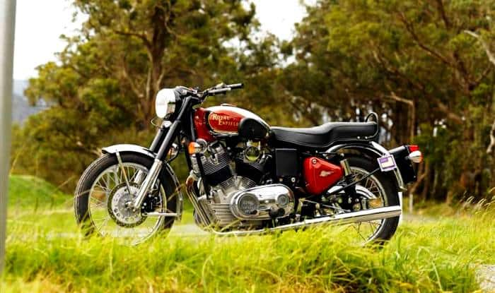 Carberry Motorcycles 1000 cc V-Twin Engine for Custom Royal Enfield