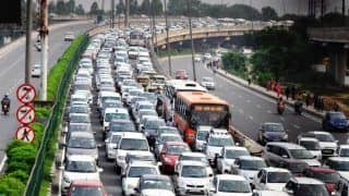 Motor Vehicle Amendment Bill gets clearance in Lok Sabha; Attracts hefty penalties on traffic violations