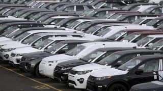 Auto sales in December 2016 hits 16-year low due to demonetisation