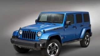 Jeep Wrangler Polar Edition is seriously cool