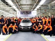 Volvo's long wheelbase S60, called S60L, headed for Guangzhou Motor Show