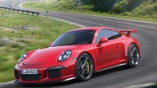 2013 Geneva Motor Show: Porsche reveals all-new 911 GT3