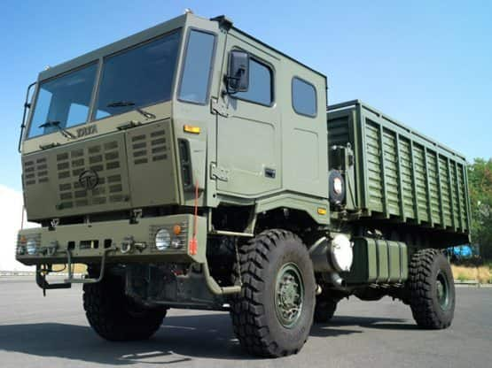 Tata Motors' first lot of Heavy Mobility Vehicles to be delivered to the Indian Army