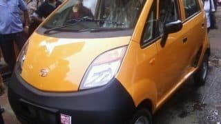 Tata Nano gets silently upgraded