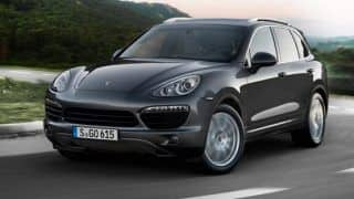 Porsche 2015 Cayenne Launched: Price in India starts from INR 1.02 Cr for new Cayenne