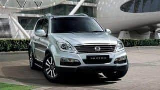 SsangYong Rexton 2015 Facelift: Mahindra owned SsangYong launches Rexton facelift in South Korea, likely to be offered in India