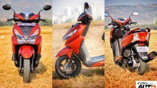 Honda Grazia Crosses 15,000 Unit Sales since India Launch