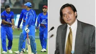 Asia Cup 2018: Tie Between India And Afghanistan A Perfect Result, Neither Side Deserved to Lose: Shashi Tharoor