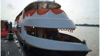 वाराणसी: अब क्रूज से कीजिए गंगा नदी की सैर, जानिए क्या है खासियत