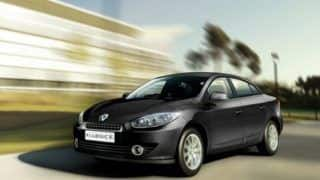 2012 Renault Fluence E4 D to be launched in India tomorrow