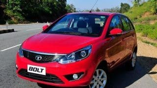 Tata Bolt to Launch Tomorrow: Price in India expected to start at INR 4.2 lakhs for Bolt