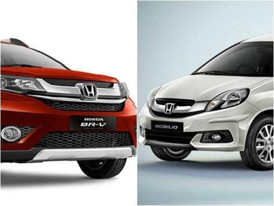 Honda Br V Vs Honda Mobilio Comparison Report News Cars News